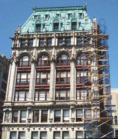 Superior Building Restoration