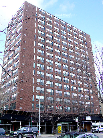 Kns Twin Parks Apartments 2311 Southern Boulevard