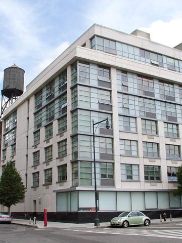 5th Street Lofts (Toll Bros.): Williamsburg, Brooklyn 1