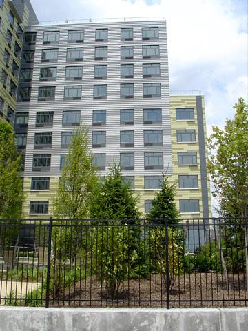 L Haus: Long Island City, Queens 1 - KNS Building Restoration, Inc.